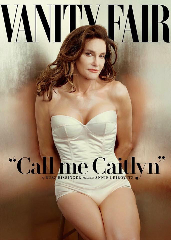 Caitlyn Jenner for Vanity Fair